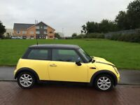 2002 MINI ONE 1.6 / MAY PX OR SWAP