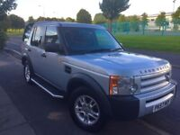 Land Rover Discovery 3 TDV6 GS. 57 Plate. 7 Seats. Immaculate Condition. With extras