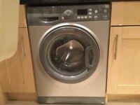 Hotpoint 7kg 1400 spin washing machine with 3 year warranty.