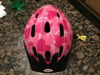 Bell Amigo Cycle Helmet Pink One Size Used