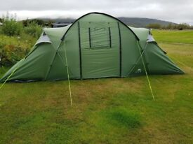 6 man 2 room tent for sale