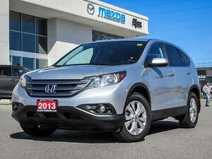 2013 Honda CR-V EX, ALL WHEEL DRIVE