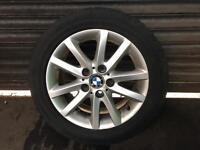 "BMW E46 16"" alloys"