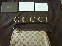 Authentic Gucci Handbag Bag
