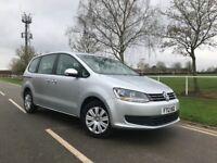 VW SHARAN 2012 DSG FSH CAMBELT CHANGE AT 40K