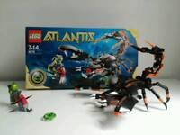 Lego Atlantis Deep Sea Striker - 8076