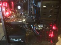 Gaming pc GTX 960.