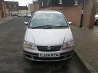 Fiat Idea 1.4 16v Eleganza 5dr 2004 Manual Petrol 12 Months MOT Cheap to run