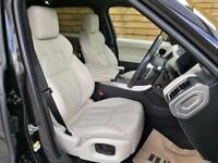 Land Rover Range Rover Sport 3.0 SDV6 HSE Dynamic 5dr Auto FULL LAND ROVER SERVICE H... (black) 2013