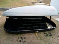 Roof Box car or van Large size 470 Lts