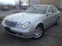 2006 Mercedes-Benz E-Class | LEATHER | NAVI | SUNROOF