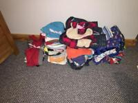 Boys clothes bundles size 3-4 year old and some 4-5 year old.