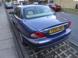 Jaguar X-Type Excellent Condition, Desiel, Long MOT ,New Tyres , Leather Interior