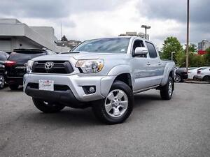 2012 Toyota Tacoma Certified