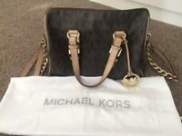 Real Michael Kors handbag