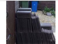 Marley roof tiles Modern brown