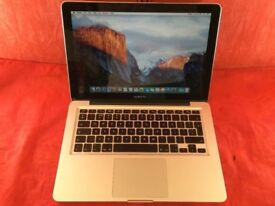 "MacBook Pro 13"" 2011 8GB RAM 1TB HDD 2.3GHZ INTEL i5 + MS office/word.collection from shop l768"