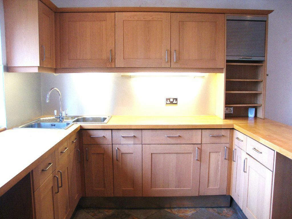 Magnet Kitchen Cupboard Doors Complete Fitted Magnet Kitchen Cupboards Wooden Doors Shaker