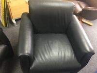 Office Reception Chair & 2 Seat Sofa