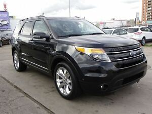 2014 Ford Explorer Limited 4X4|GPS|B.CAMERA|LEATHER|DOUBLE-ROOF