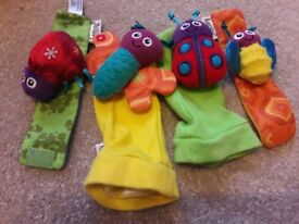 Lamaze hand and feet finders