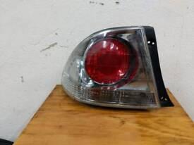 LEXUS IS200/300 PASSENGER REAR LIGHT