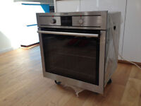 AEG built in Oven and grill , 60 cm wide, BE3003001M, RRP £559, quick sale for £200