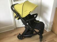 Mamas Papas Sync Buggy/ pushchair in citrus yellow