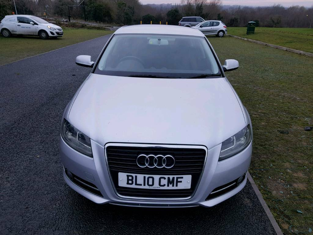 Audi A3 Se Sports1 6tdi Diesel Only 163 30 Tax Year Cambelt