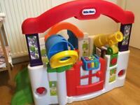 Little Tikes Baby/Toddler Garden House Play Station