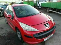 2007 PEUGEOT 207 1.4 HDi 5 SPEED MANUAL GEARBOX **POSTAGE AVAILABLE**