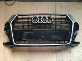 Audi Q3 Front Grill 2015 - on