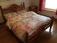 Bedroom Furniture - Wardrobes, Bed and Bed Side Cabinets