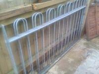 Heavy Duty Steel Fencing