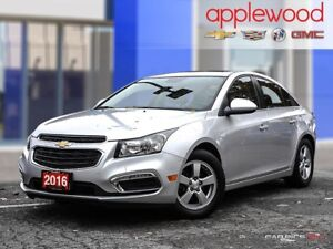 2016 Chevrolet Cruze Limited 2LT LEATHER, SUNROOF, ONE OWNER,...