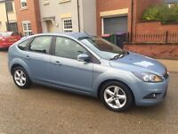 FORD FOCUS 1.6 ZETEC AUTOMATIC! 12 MONTHS MOT! EXCELLENT CONDITION!!