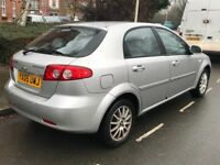 2005 chevloret lacetti 1.6 automatic low miles