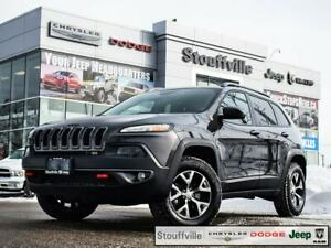 2018 Jeep Cherokee Trailhawk, Company CAR, 18,000 KMS, Safetytec