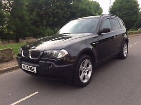 BMW X3 2.0 d 2006 12 months mot