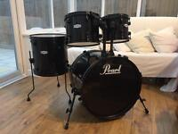Pearl Forum Size Fusion Shell Pack - 10, 12, 14 & 20