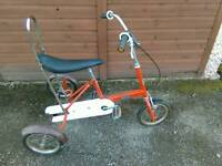 PASHLEY CHOPPER TYPE TRICYCLE