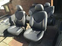 Rover 25 series 2 door part leather interior REDUCED