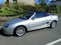 MG TF Sprint Excellent Condition, 28,000 miles, FSH,