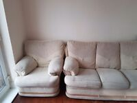 Nice big sofa in really good condition.