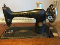 1932 Treadle Singer Sewing Machine in need of TLC