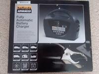 Halfords Battery Charger for car, boat, caravan batteries