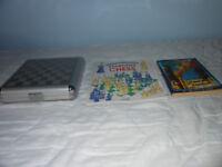 Magnetic Chess + Backgammon Set