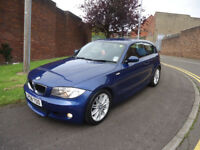2008 BMW 116I M SPORT 98K MILEAGE £130 YEAR TAX COME WITH 12 MONTHS MOT 2 FOR...