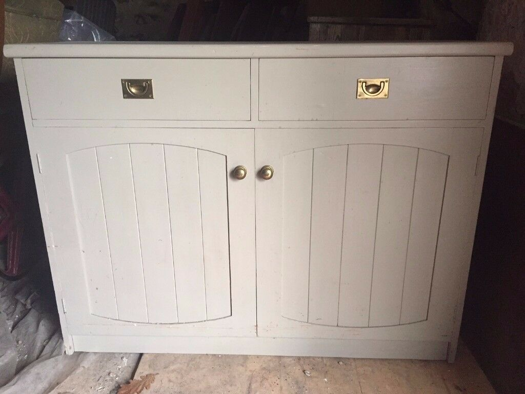 french grey painted solid wood chest of drawers