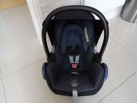 MAXI COSI CABRIOFIX CAR SEAT IN EXCELLENT CONDITION